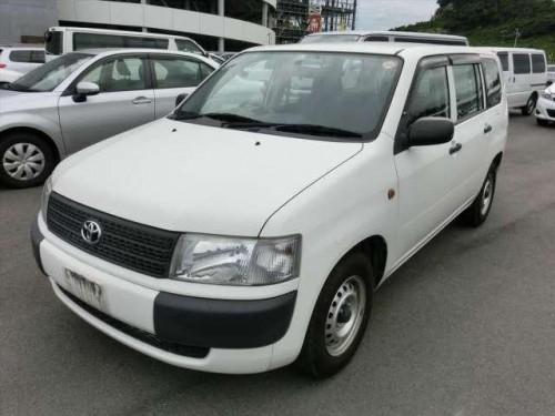 2014 Toyota Probox newly imported negotiable