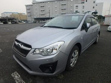 2013 Subaru Impreza G4