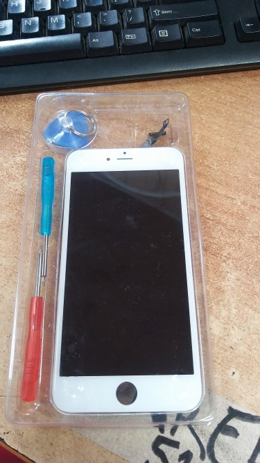 IPhone 6s + Replacement Screen