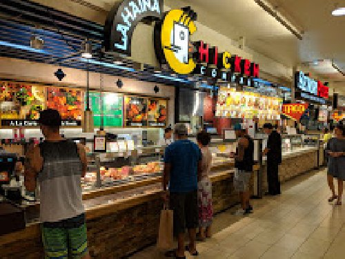 Lahaina Chicken Company Urgently Looking For  Dish