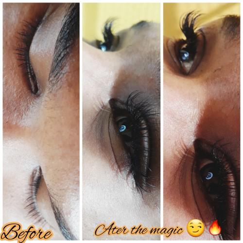 Fusion lashes