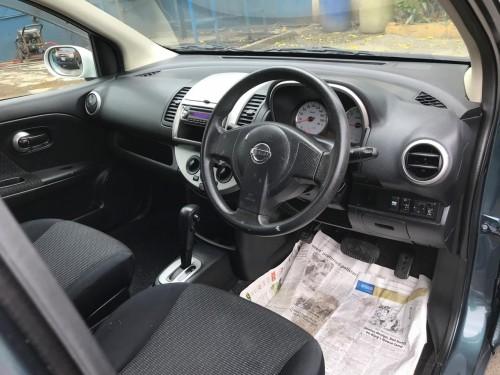 2012 Nissan Note 730K Neg