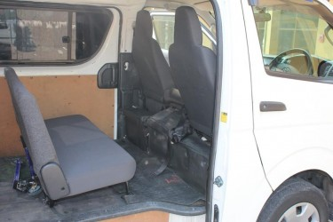 2011 Toyota Hiace (Good Working Bus)