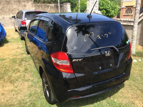 2013 Honda Fit newly imported