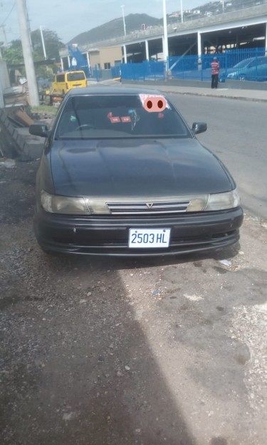 2001 Toyota Vista $260k Negotiable!