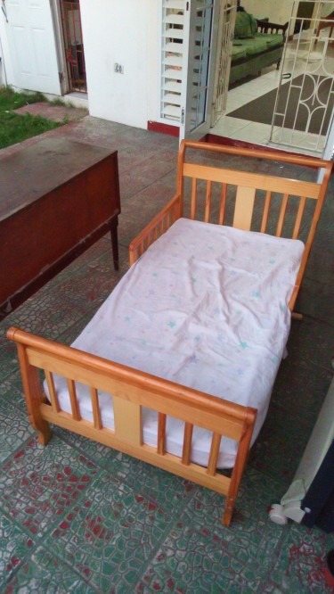 Bed For Toddlers With Mattress