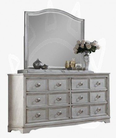 Brand New Dresser With Mirror