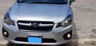 2012 Subaru Impreza Sport G4