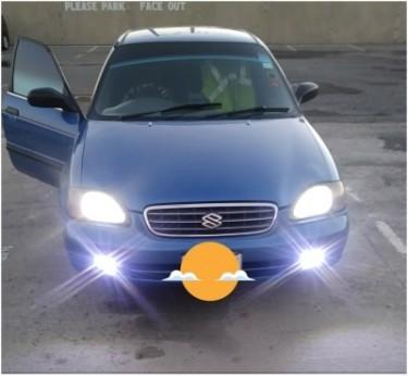 2001 Suzuki Baleno (Negotiable)
