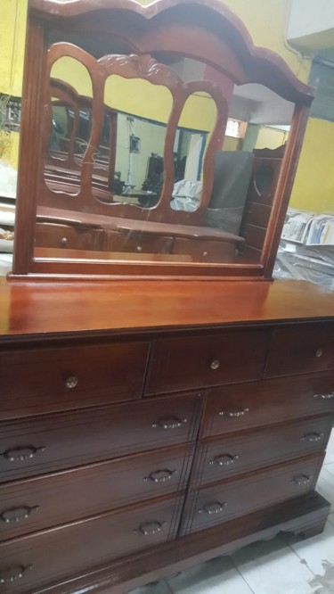 Beautiful King Size Dresser