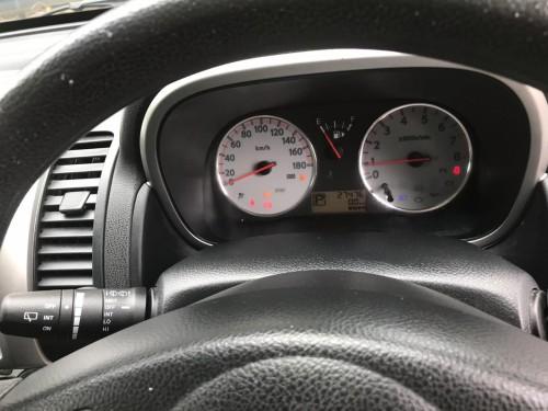 2012 NISSAN NOTE CHEAP 730K NEG
