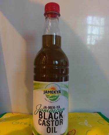 Jamekya Castor Oils