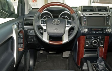 2016 Toyota Landcruiser Prado 4X4