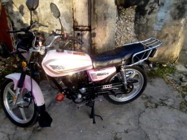 Pink Hi Rev 150