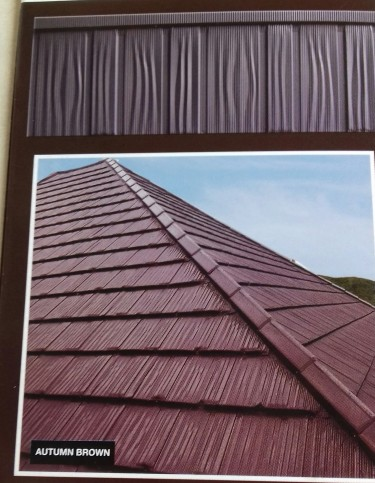 Beautiful Roofing. Material For Sale