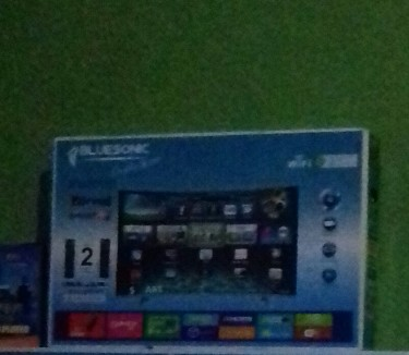Bluesonic Television For Sale