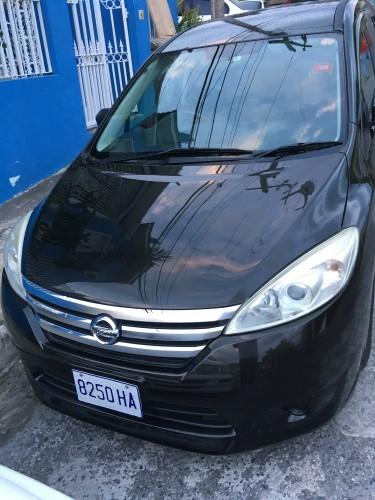 2012 Nissan Lafesta Highway Star