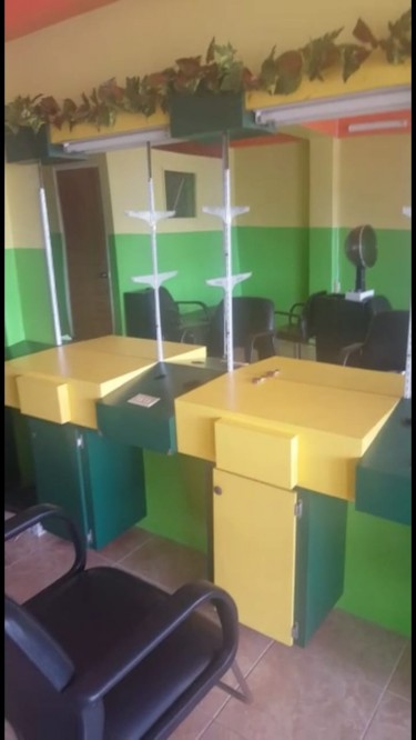 Hairstylist, Barber And Nail Station For Rent.