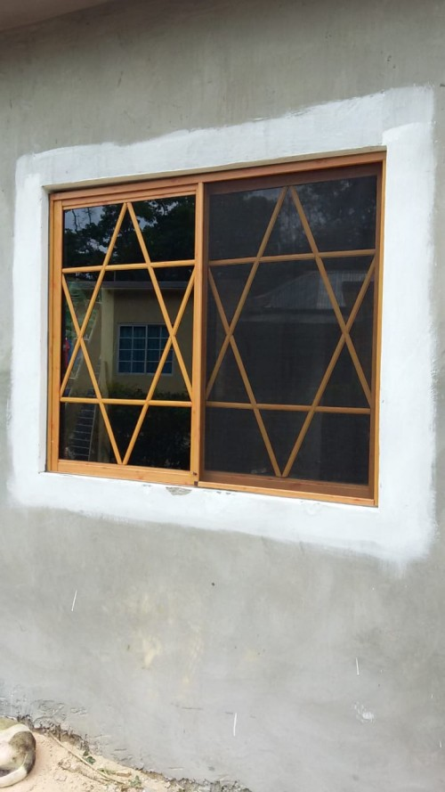 Windows and doors..All glass work