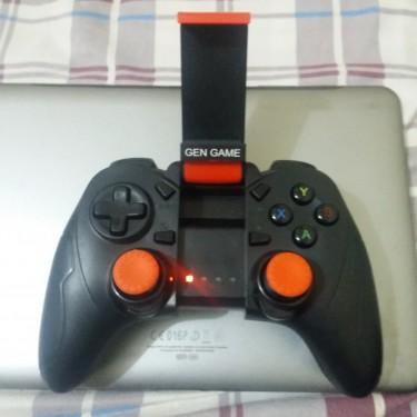 Wireless Bluetooth Joystick Gamepad