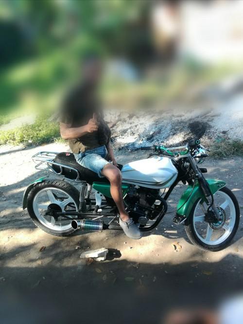 150 Jamco Bike
