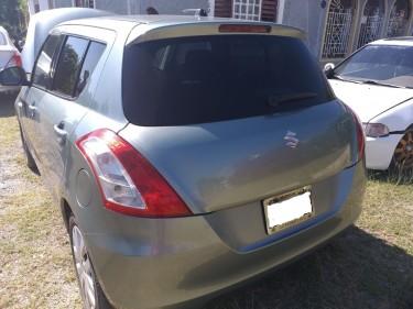 2013 Suzuki Swift - 2 Days Minimum