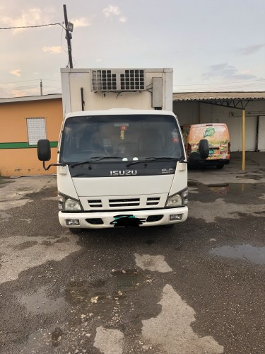 2005 ISUZU ELF FREEZER