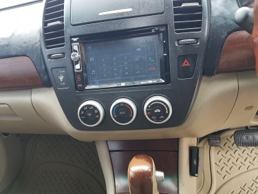 2007 Nissan Bluebird Sylphy