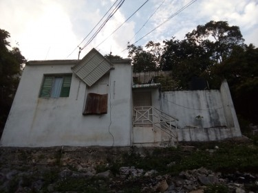 2 Sq-Ft Land With 1 Bedroom Kitchen & Bathroom