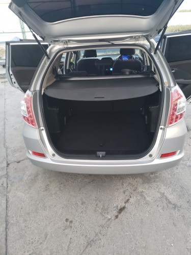 2013 Honda Fit Shuttle Hybrid
