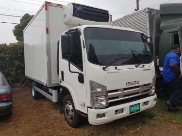 2008 Isuzu Elf Truck