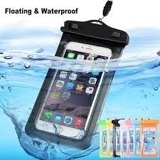 Iphone And Other Water Proof Phone Cases