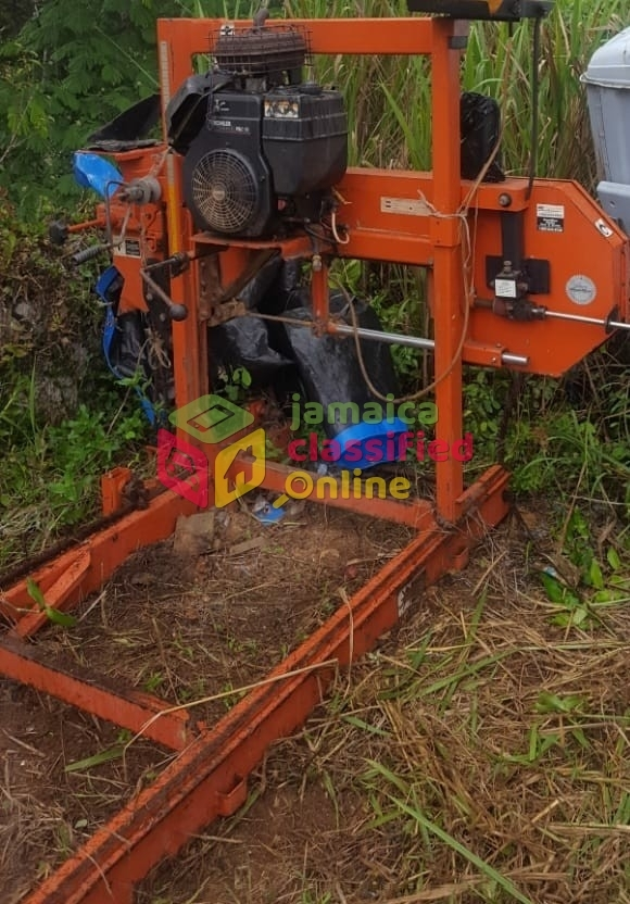 Woodmizer Sawmill For Sale >> Woodmizer Sawmill For Sale In Kingston Kingston St Andrew