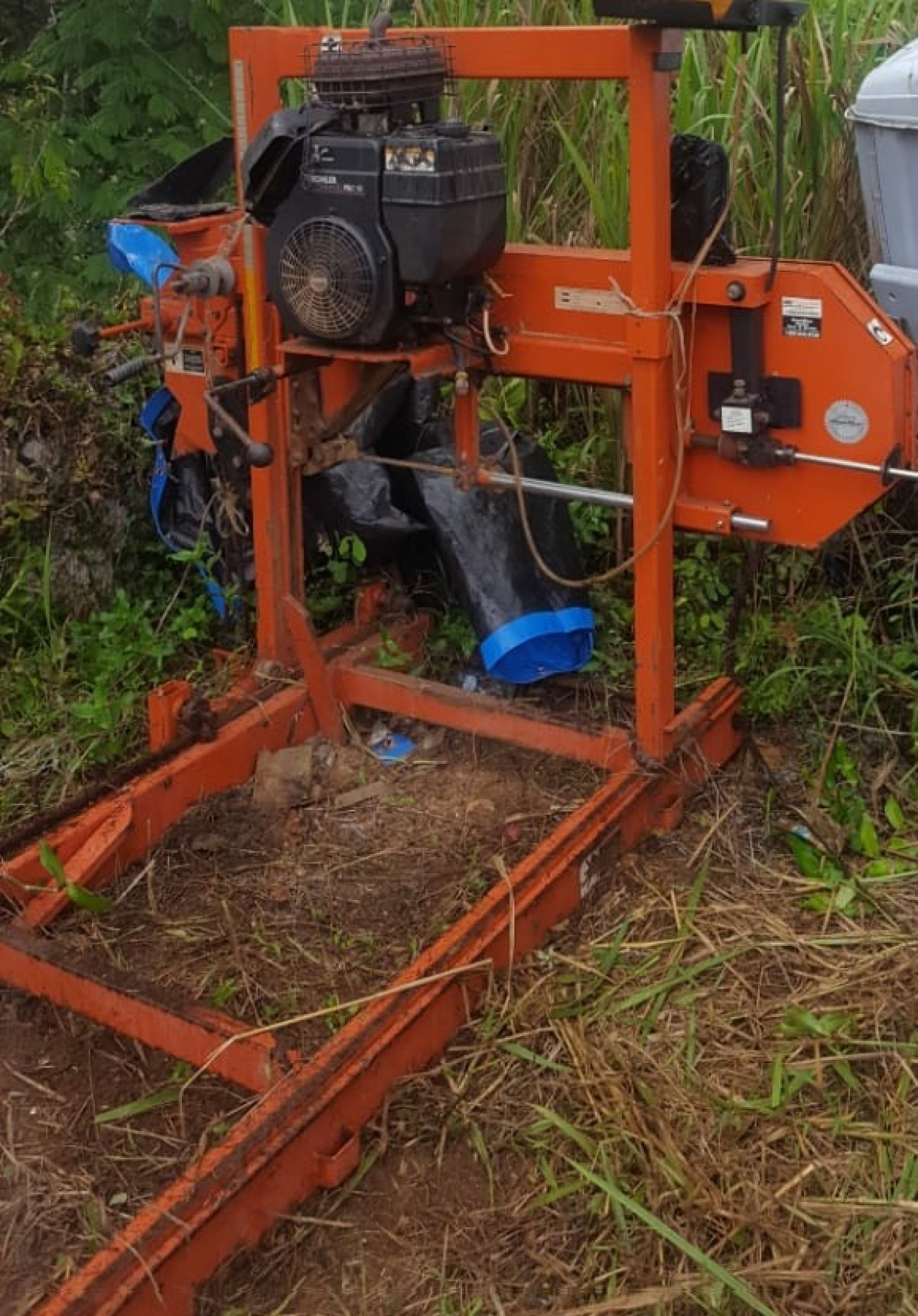 Woodmizer Sawmill For Sale >> Woodmizer Sawmill For Sale In Kingston Kingston St Andrew Tools