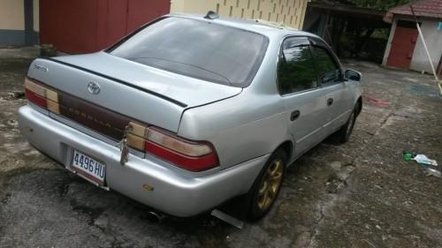 1994 Toyota Corolla (police Shape)