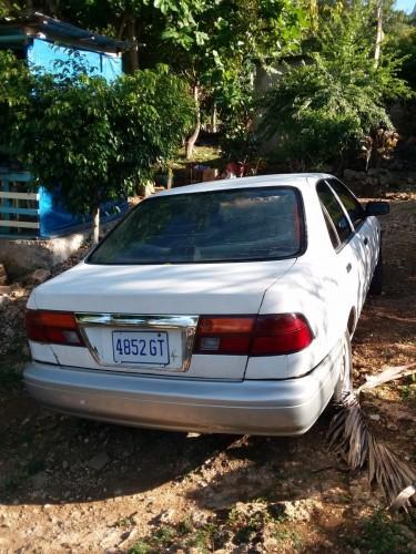 1996 Nissan Sunny B14