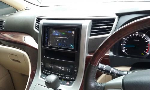2012 Toyota Vellfire
