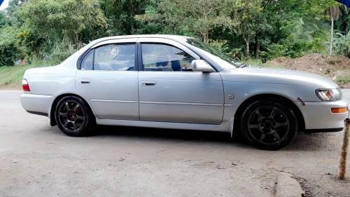 1993 Toyota Corolla (police Shape)