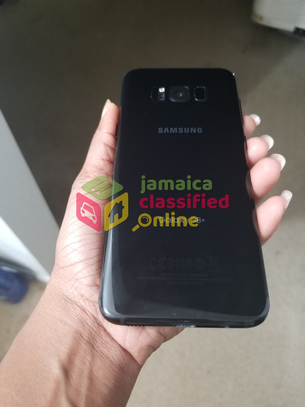 Unlocked Samsung Galaxy S8+ (lightly Used) for sale in