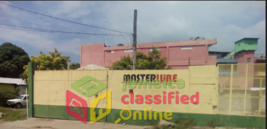 WAREHOUSE SPACE FOR SALE/RENT KGN&ST. ANDREW