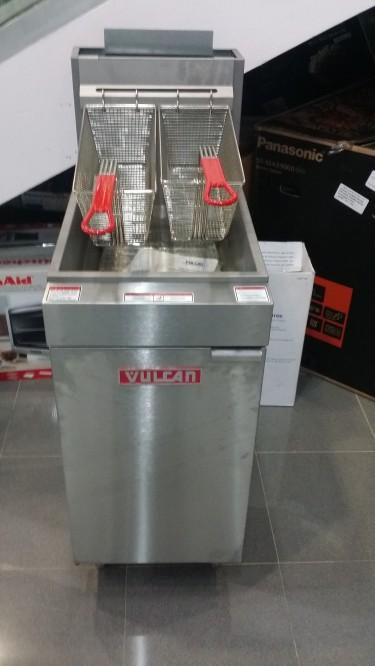 VULCAN Industrial Gas Fryer
