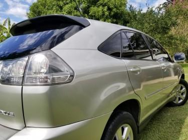 2003 Lexus Harrier