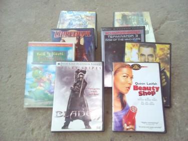 Original Movies (Contact For More Info)