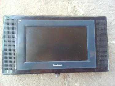 Goodmans Car DVD Screen