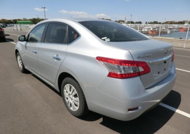 2014 NISSAN SYLPHY For Sale