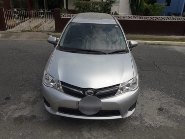 2013 Toyota Fielder - New Import