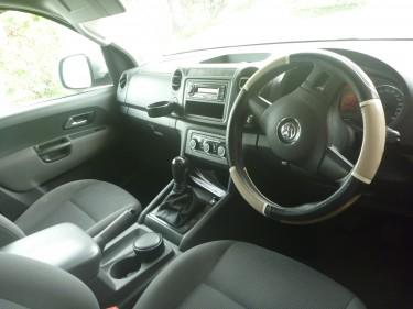 2012 VW Amarok Pick Up 2l Turbo Diesel