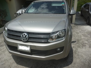2012 VW Amarok Pick Up 2l Turbo Diesel