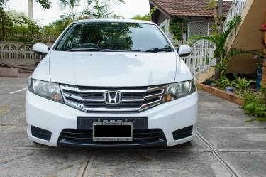 2013 Honda Cuty