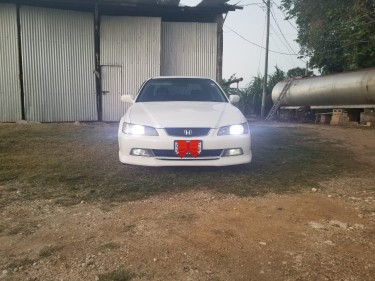 2001 Honda Accord SiR